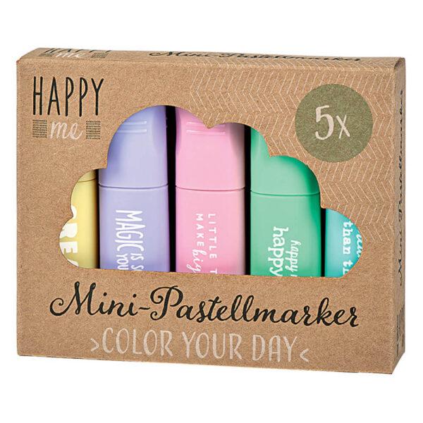 marcadors Happy me